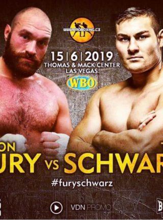 Fury vs Schwarz Poster 1
