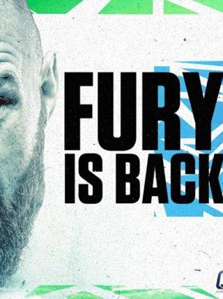 Fury vs Schwarz Poster 2