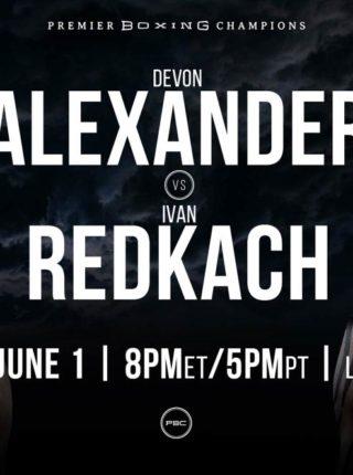 Alexander vs Redkach