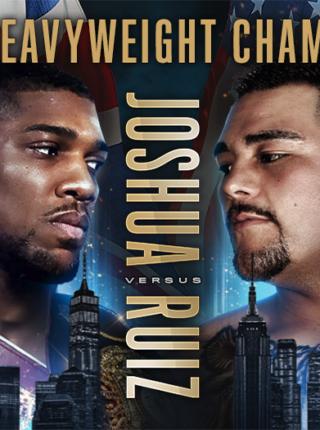 Joshua vs Ruiz 1