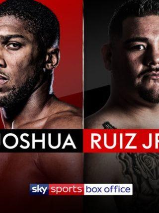 Joshua vs Ruiz 3