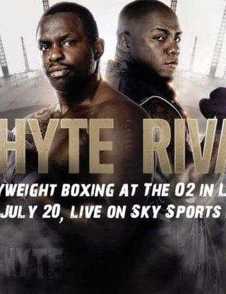 Whyte vs Rivas