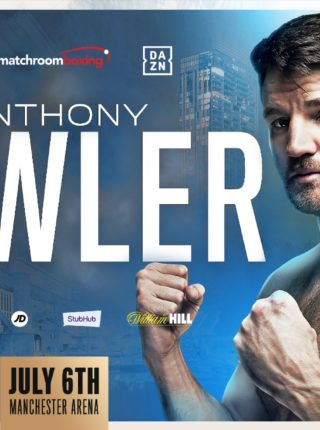 Anthony Fowler Poster