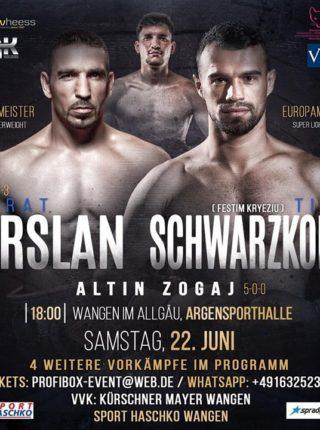 Arslan Poster