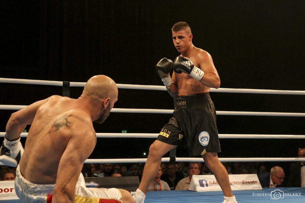 Tyron Zeuge Boxrec