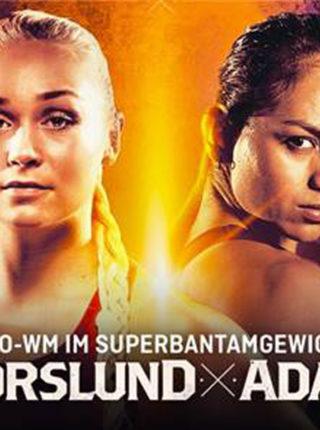 Thorslund vs Adams Poster
