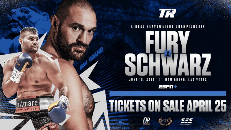 Fury Schwarz