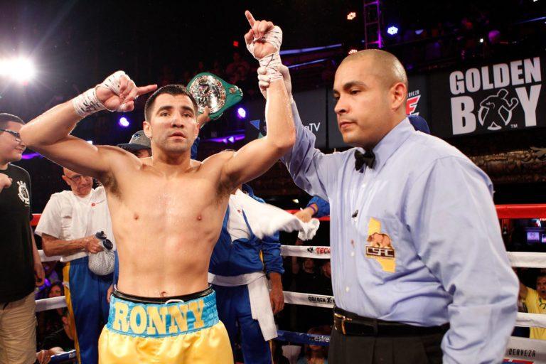 Ronny Rios schockt Diego De La Hoya!