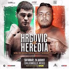 Filip Hrgovic vs Mario Heredia