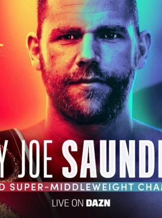 Billy Joe Saunders Poster