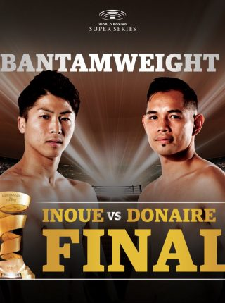 Inoue vs Donaire Poster 1