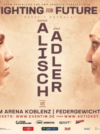 Alisch vs Adler Poster