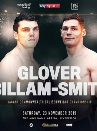 Biliam vs Smith Poster
