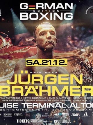 Jürgen Brähmer Poster