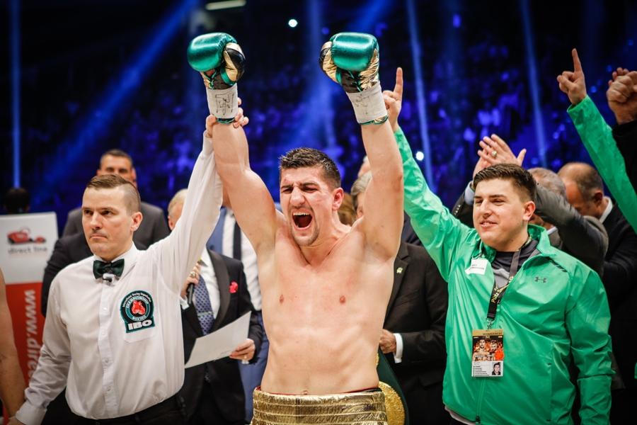 Boxkampf Huck 2020