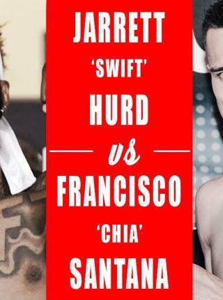 Jarrett Hurd vs Francisco Santana