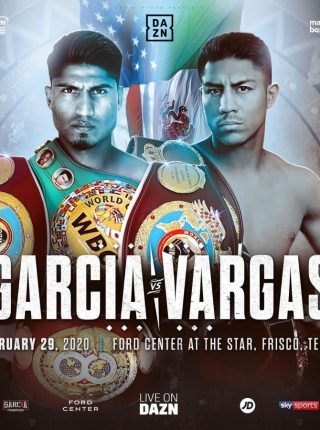 Mikey Garcia vs Jessie Vargas Poster