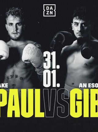 Paul vs Gib Poster