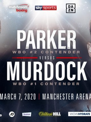 Parker vs Murdock Poster