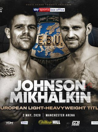 Johnson vs Mikhalkin Poster