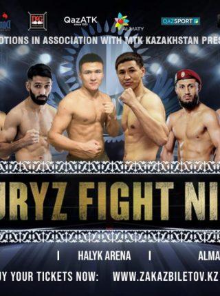 MTK-Kazakhstan Poster