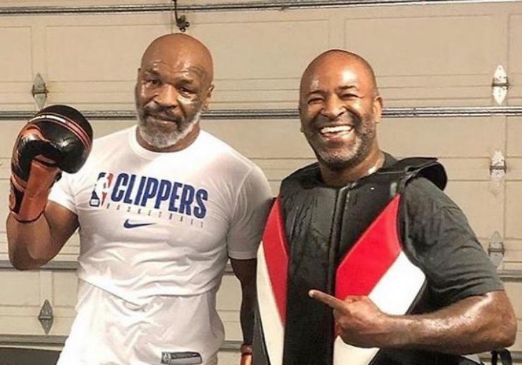 Mike Tyson Comeback 2021