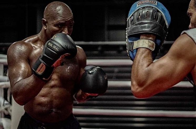 Wann Kämpft Mike Tyson 2021