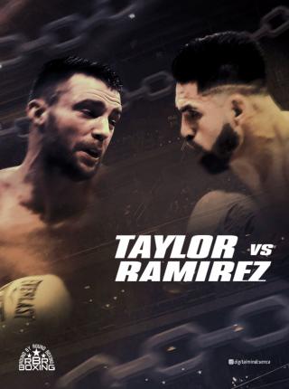 Jose Ramirez vs Josh Taylor Poster