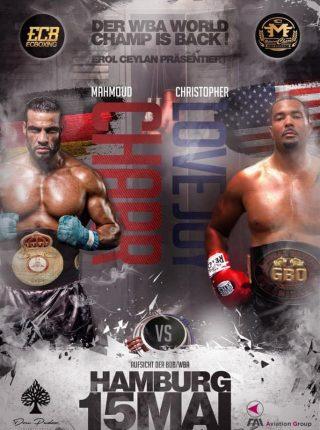 Mahmoud Charr vs. Christopher Lovejoy Poster